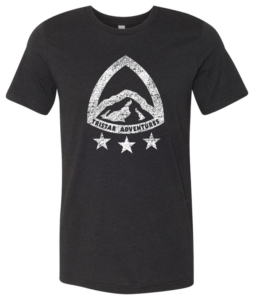 Tristar Logo – Black Heather