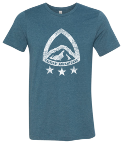 Tristar Logo – Heather Deep Teal