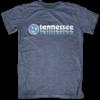 tennessee retro tristar adventures blue tshirt outdoor rockytop