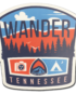 wander sticker tristar adventures