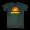 Dark Green Vintage Tennessee Tristar Adventures Tshirt