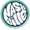 Teal Blue white Rero Nashville