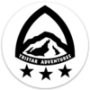 Tristar Adventures Decal Black and White Tennessee Outdoors sticker smokies
