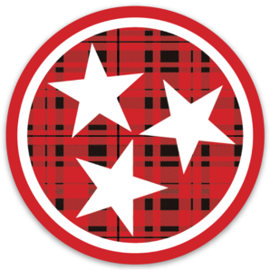Tristar Red Patch