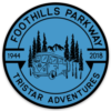 Foothill Parkway Blue Decal Tristar Adventures