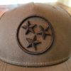 Tristar Adventures Charcoal and Black Hat