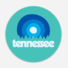 Tennessee Sunset Decal Tristar Adventures