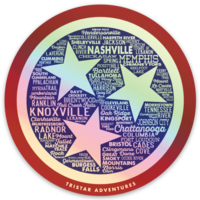 Tristar Destinations State Parks Tennessee Adventures Holographic