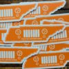 Tristar Jeep Tennessee Orange 3