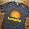 Tennessee Sunset Tristar Adventures Instagram Black shirt tshirt tee